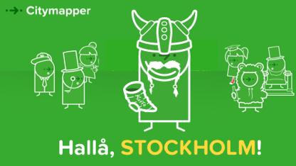 Hallå, Stockholm!